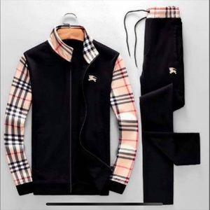 Other - Burberry Track Suit